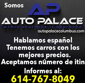 Advertisement: Auto Palace