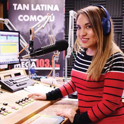 DJ: Claudia Lebron