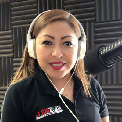 DJ: Marisela Juarez